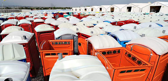 Champion Portable Toilets in Killeen, TX